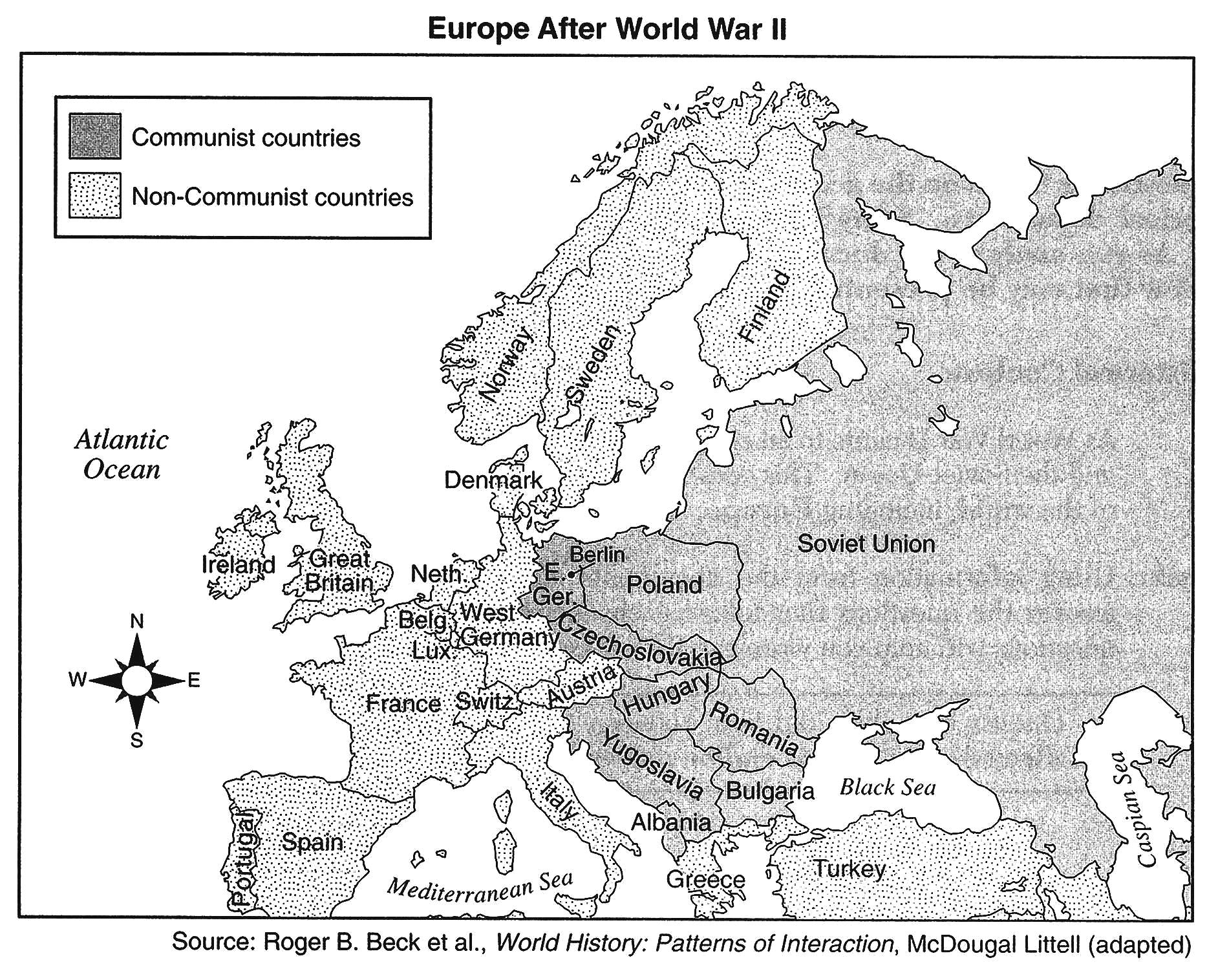 short essay cold war